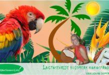 Handig overzicht met lactosevrije kokos huismerk producten bij je supermarkt! Kijk voor meer tips over lactosevrije producten op www.blijlactosevrij.nl