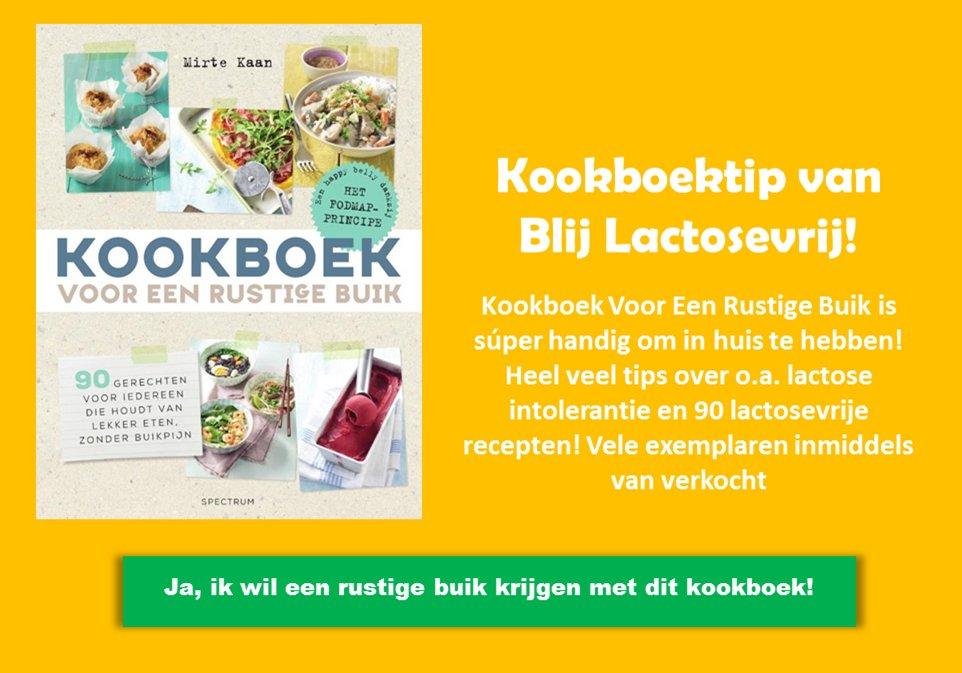 kookboek voor een rustige buik mirte kaan