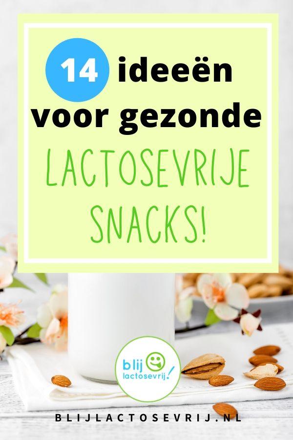 14 ideeen voor gezonde lactosevrije snacks en tussendoortjes