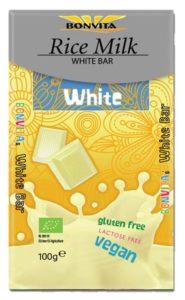 Bonvita Rice Milk White Bar