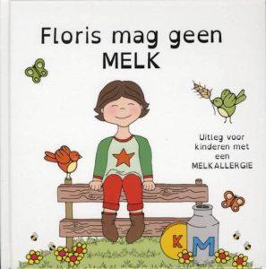Floris mag geen melk - Blij Lactosevrij