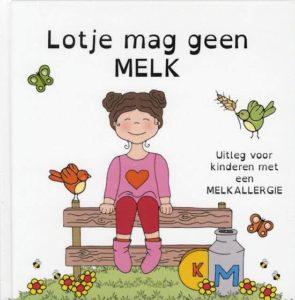 Lotje mag geen melk - Denise Harsveldt - Semolino kids