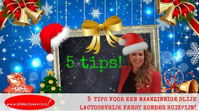 5 tips lactosevrije kerst