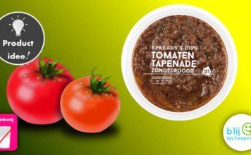 AH Zongedroogde tomaten tapenade Albert Heijn