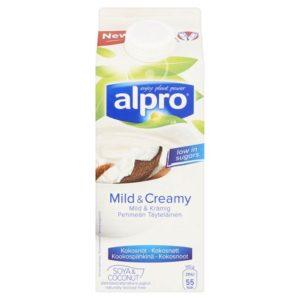 Alpro Mild & Creamy kokosnoot albert heijn jumbo