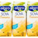 Alpro Sojadrink Banaan 3 x 250 ml