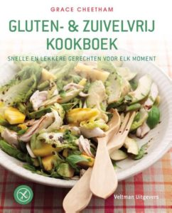 Glutenvrij en zuivelvrij kookboek Grace Cheetham