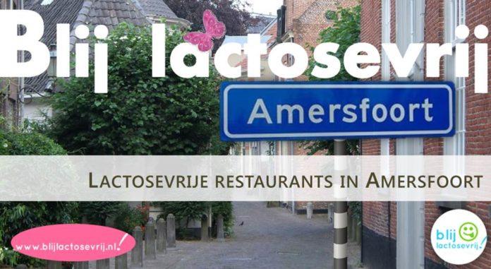Lactosevrije restaurants in Amersfoort