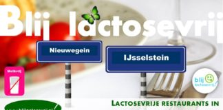 Lactosevrije restaurants in Nieuwegein en IJsselstein