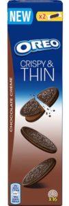 Oreo crispy and thin chocolade lactosevrij