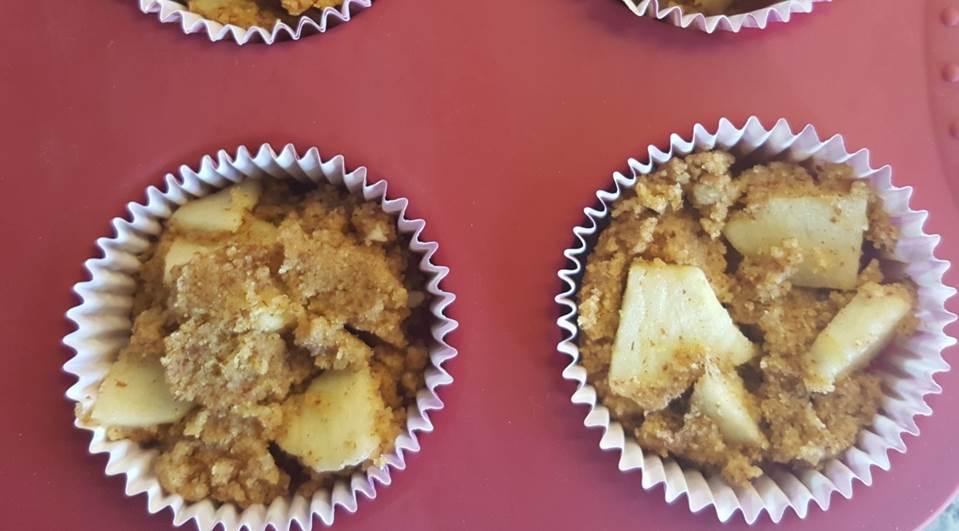 Recept lactosevrije appel kaneel muffins lactosevrij glutenvrij melkvrij