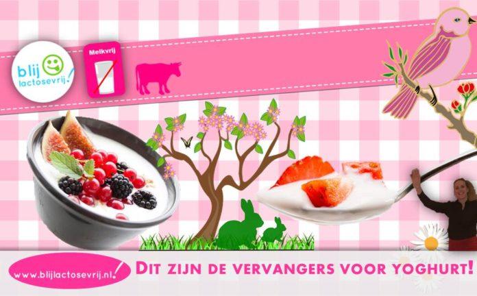 Vervanger voor yoghurt