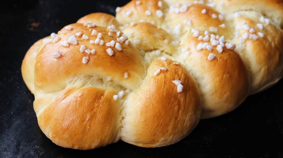 melk in brood