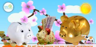 Deze kosten van een lactose intolerantie zijn aftrekbaar van je belastingaangifte