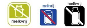 melkvrij op etiket lactose intolerantie