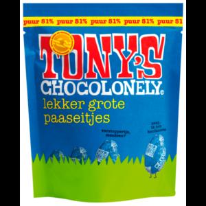 tony's chocolonely paaseitjes puur lactosevrij
