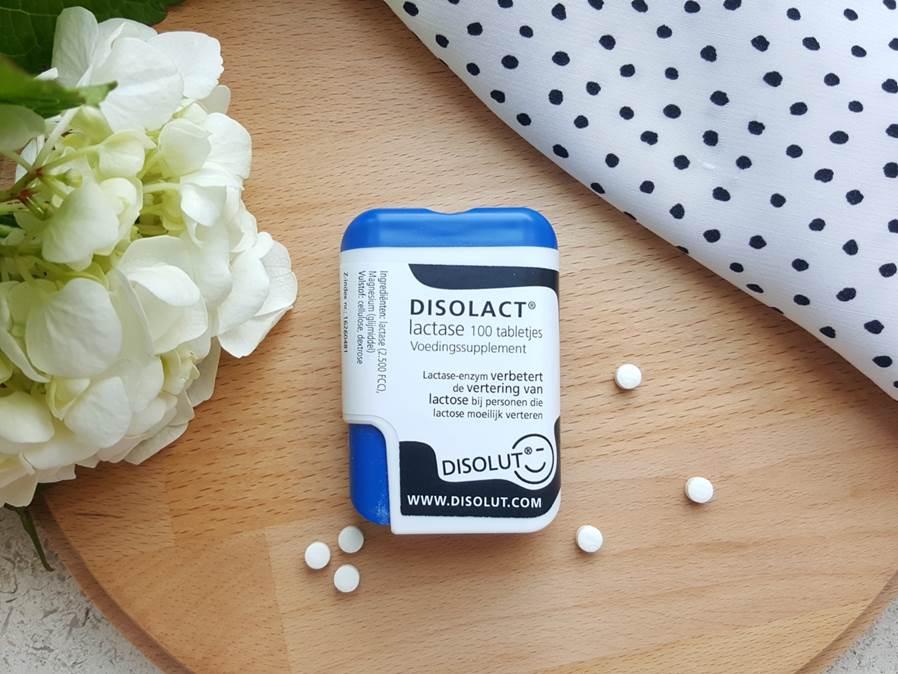 Disolact lactase tabletjes 2.500 FCC kauwtabletten