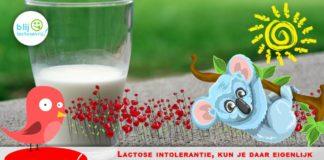 kun je over lactose intolerantie heen groeien
