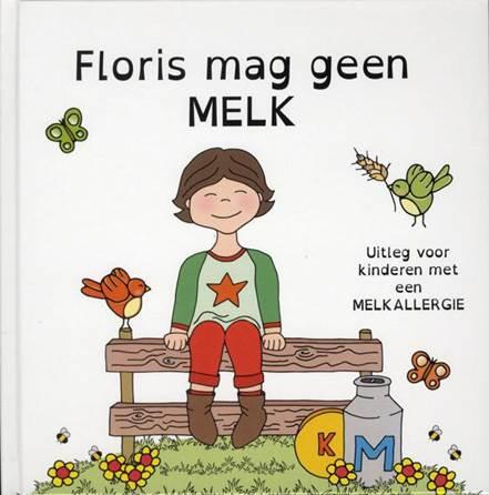 floris mag geen melk