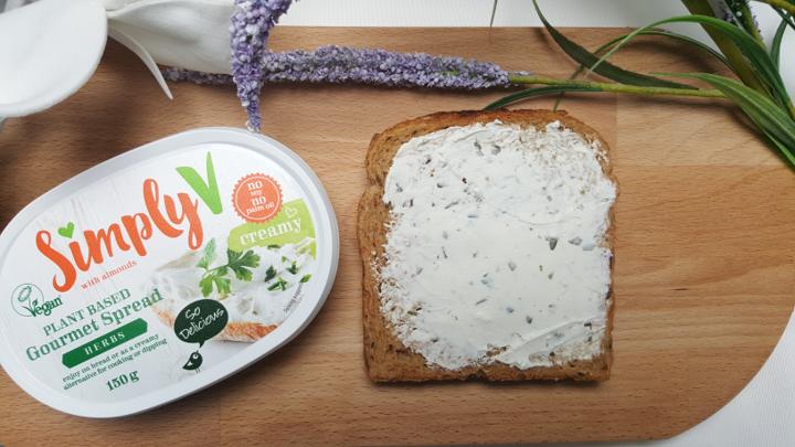 simply v kruidenkaas vegan lactosevrij