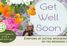 Symptoms of lactose intolerance, do you recognize it